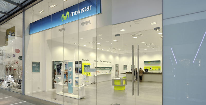 Indemnizar movistar a 19 7 millones noticieros grem for Oficinas movistar